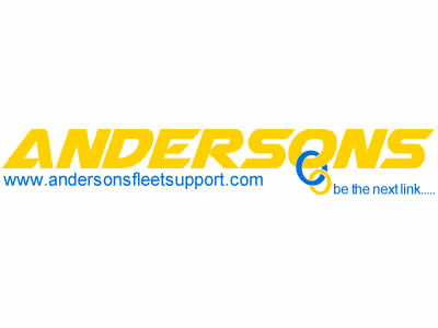 Andersons fleet support logo
