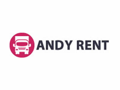 Andy Rent rentals logo